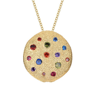 Honour Multiple Style Pendant - Gold (Large)