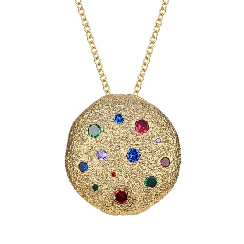 Honour Multiple Style Pendant - Gold (Small)