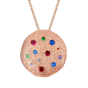 Honour Multiple Style Pendant - Rose Gold (Small)