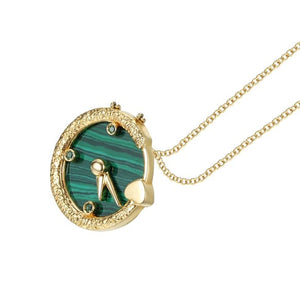 Timeless Necklace - Emerald