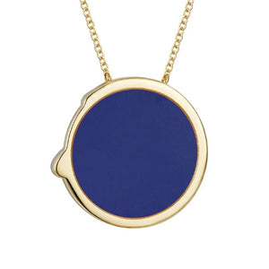 Timeless Necklace - Navy