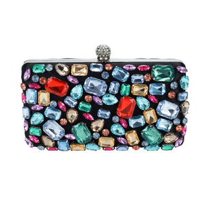Crown Jewels Clutch