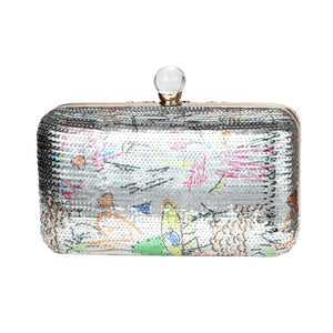 Glam Rock Clutch