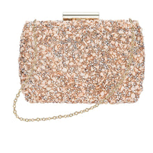 Load image into Gallery viewer, Pretty in Pink Clutch