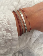 Pulsera Ellis Granate
