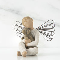 Angel of Comfort - Offering an embrace of comfort and love