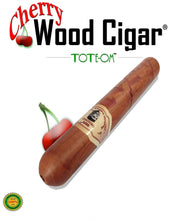 Load image into Gallery viewer, ToteOm™ Cherry Wood Pipe - 5 Inch