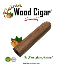 Load image into Gallery viewer, SmooThy™ Walnut Wood Pipe - 3 Inch