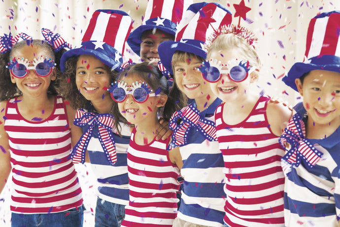 4th of July Activities, Crafts and Treats
