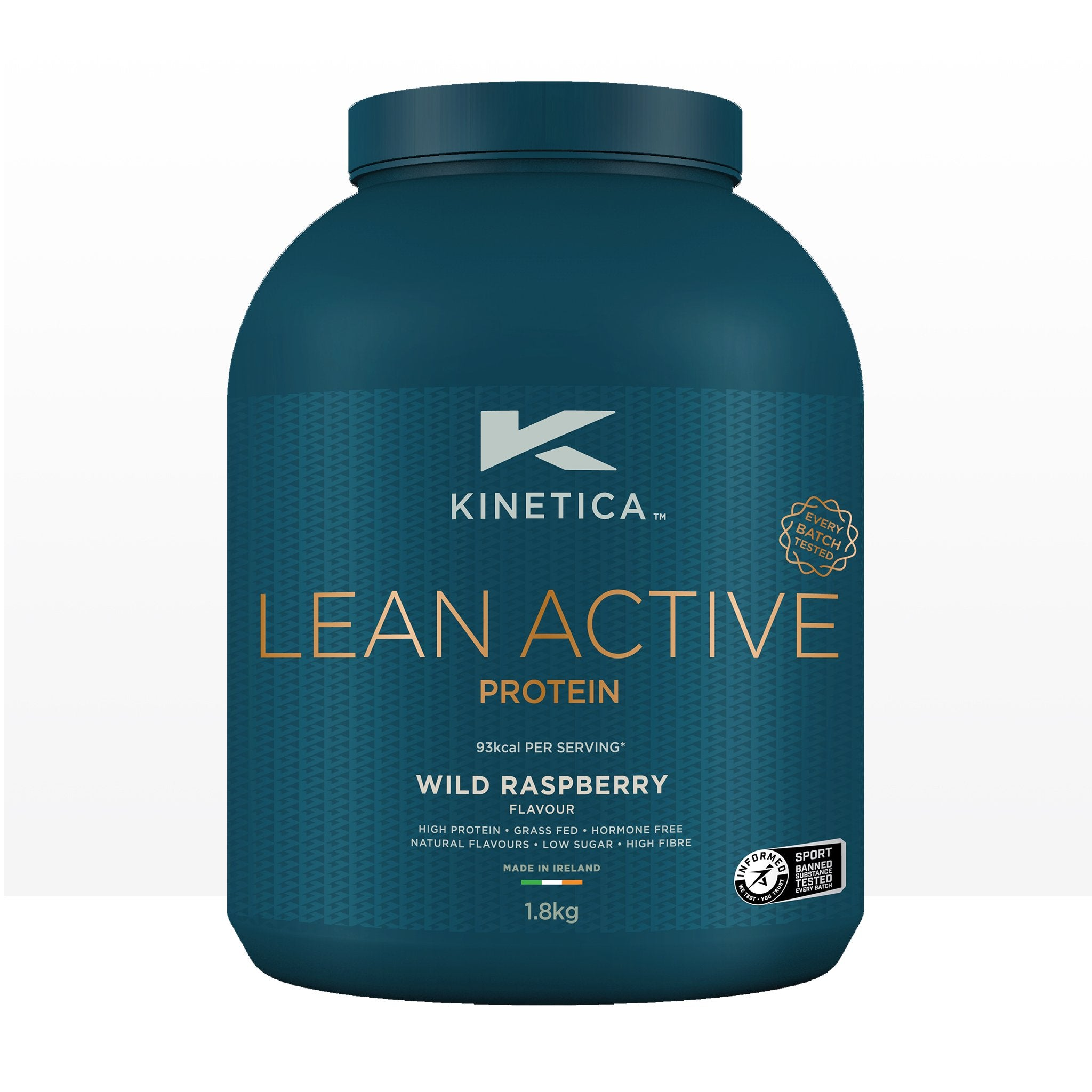 Lean Active Wild Raspberry 1.8kg