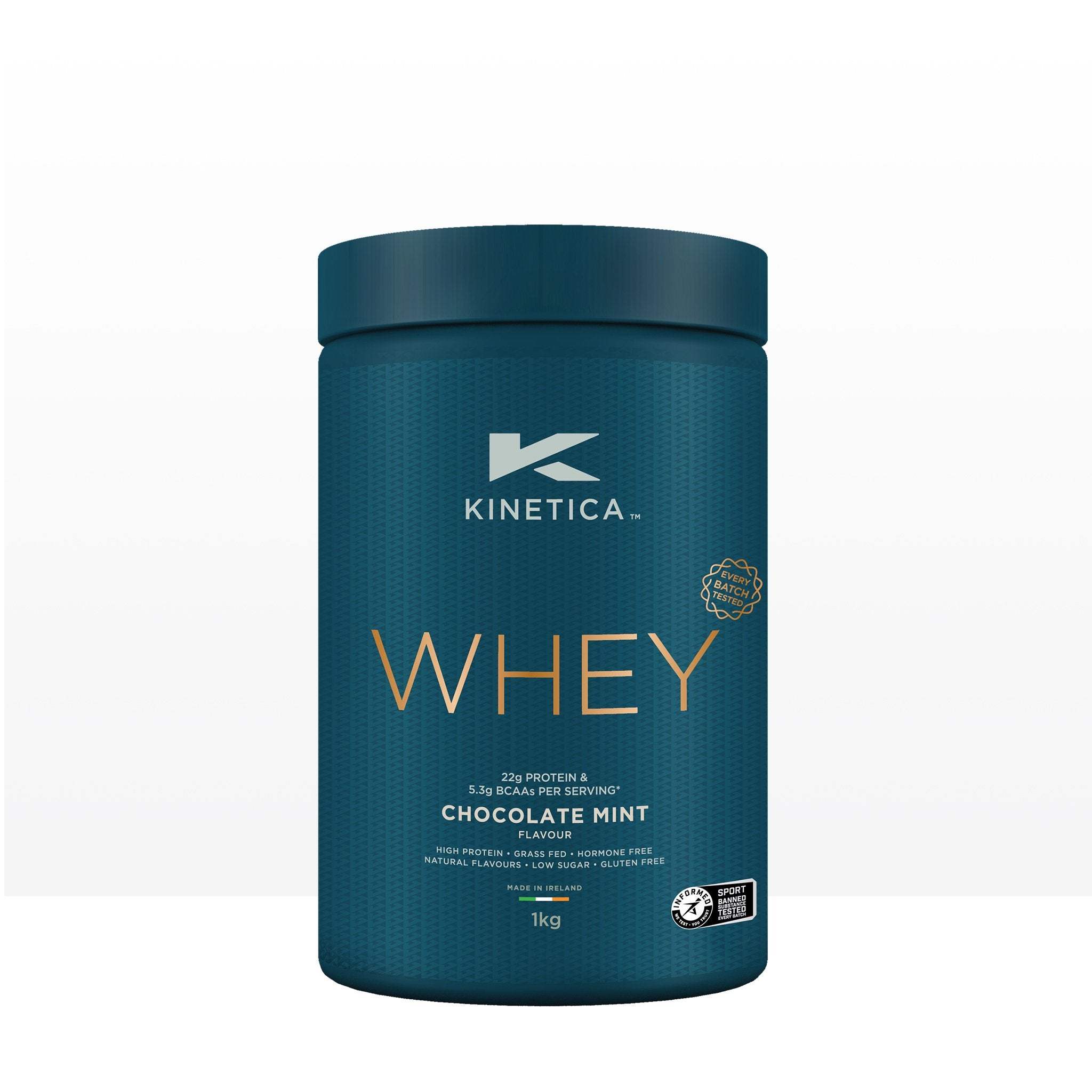 Whey Protein Chocolate Mint 1kg