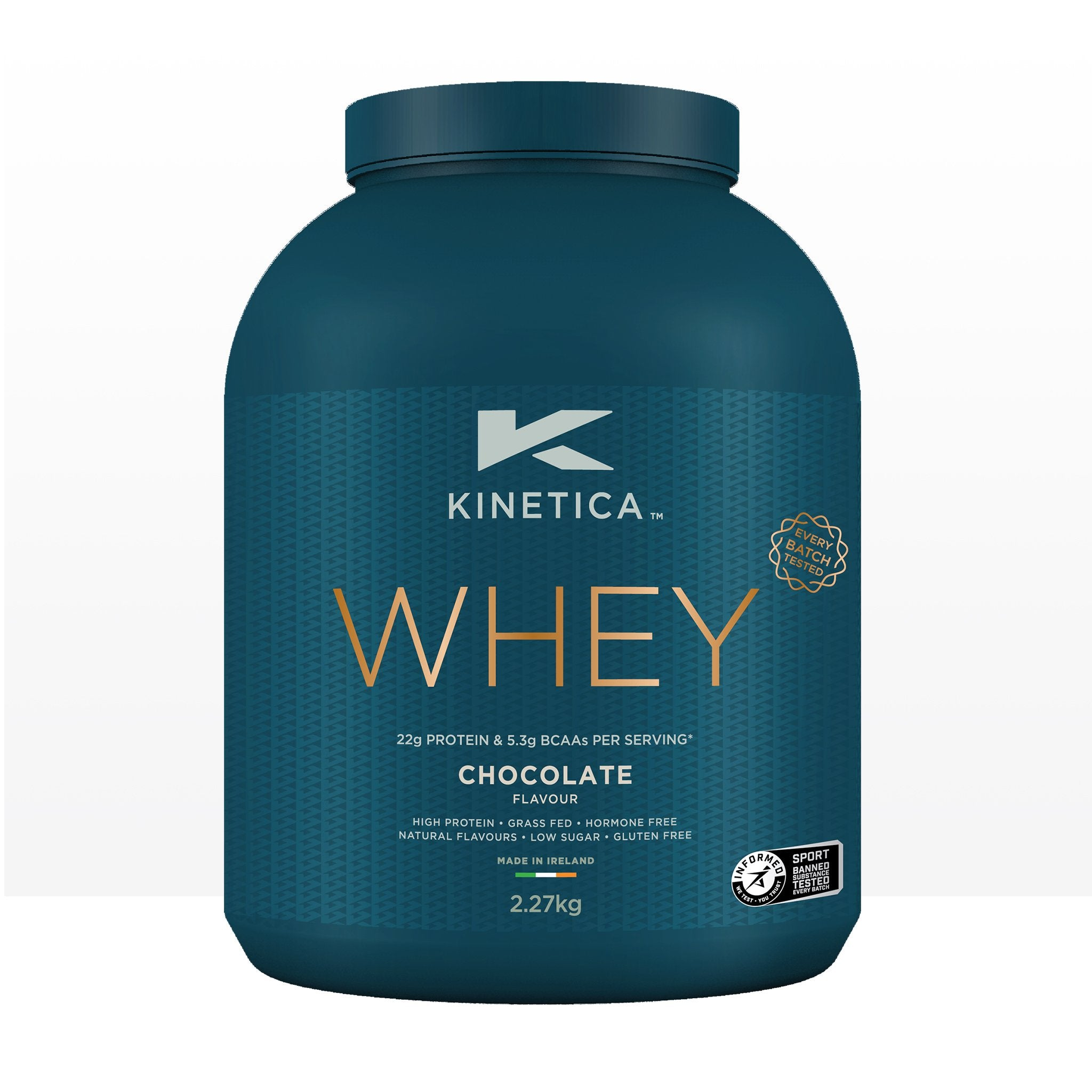 Whey Protein Chocolate 2.27kg