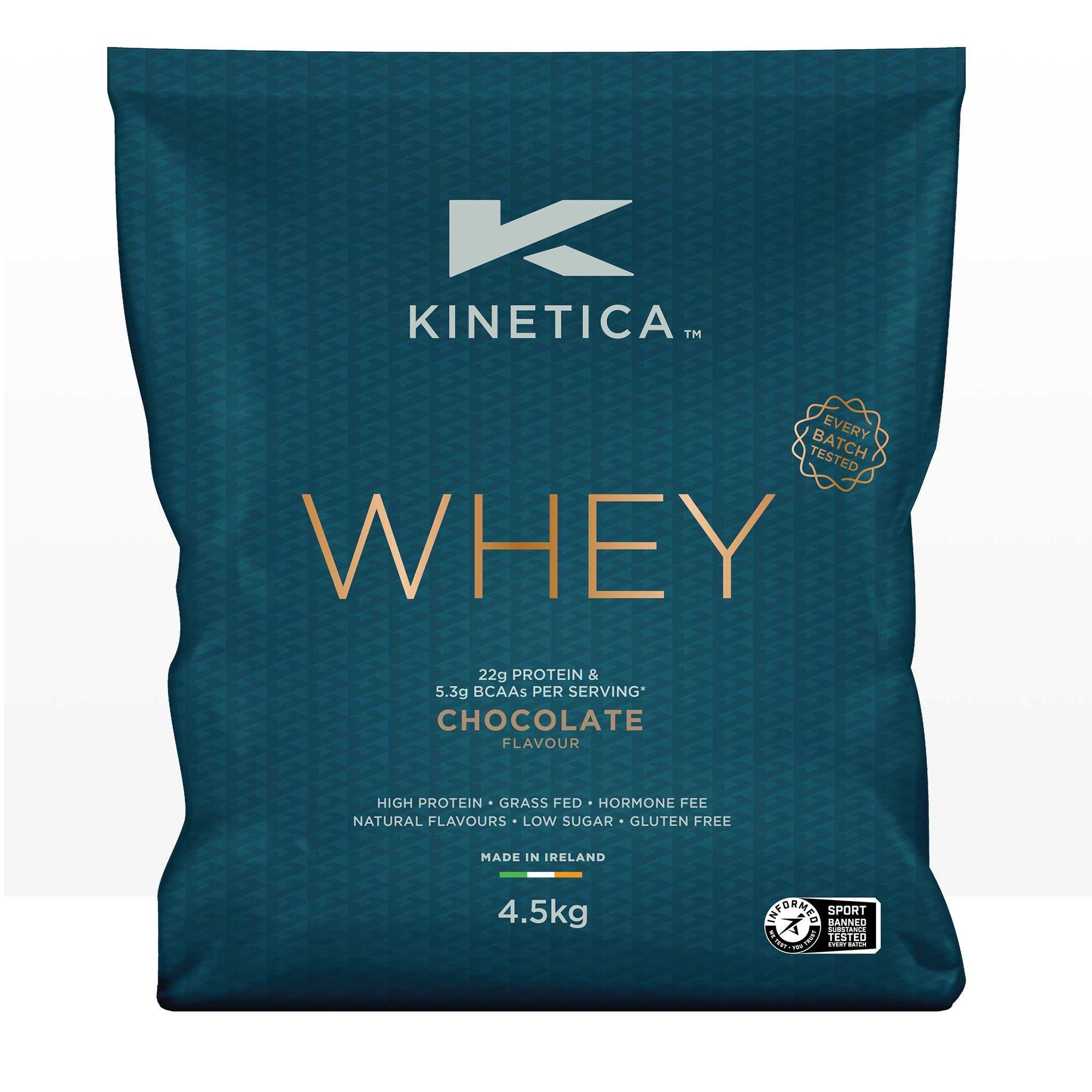 Whey Protein Chocolate 4.5kg