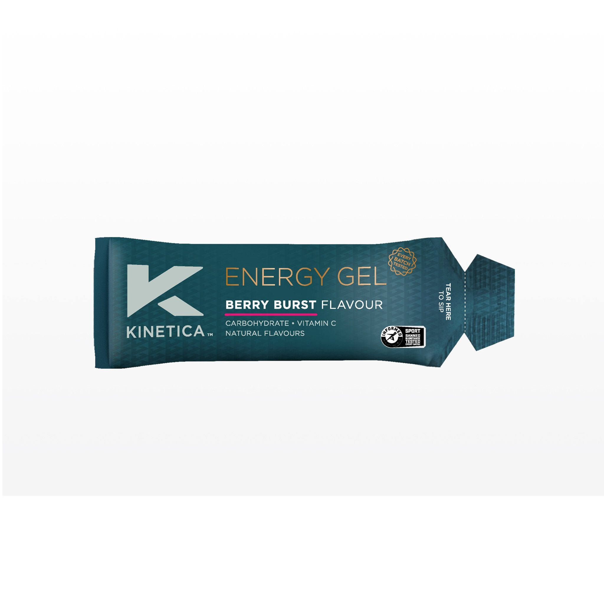 Energy Gel Berry Burst (24-Pack)