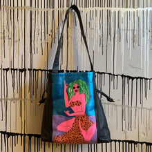 Load image into Gallery viewer, Hand Painted Vintage Paloma Picasso Bag