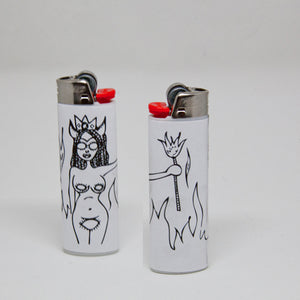 Demon Lady Lighter