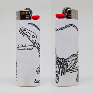 Dino Fossil Lighter