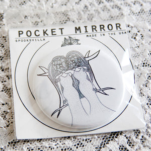 Gemini Pocket Mirror