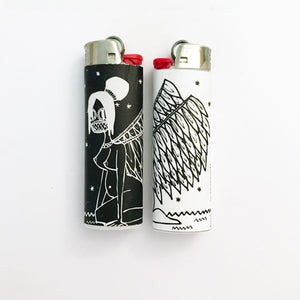 Night and Day Lighters: Harpee