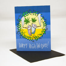 Load image into Gallery viewer, High Holidays Card