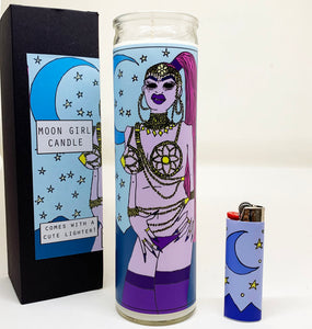 Moon Girl Candle