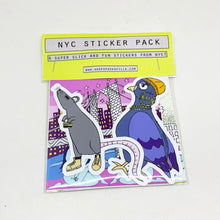 Load image into Gallery viewer, NYC Sticker Pack