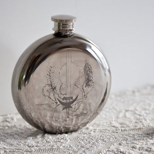 Minor Arcana Sword Flask