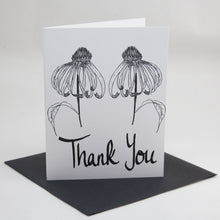 Load image into Gallery viewer, Dandelion Thank You Card