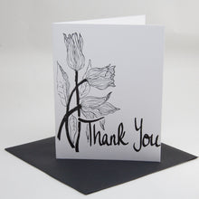 Load image into Gallery viewer, Tulip Thank You Card