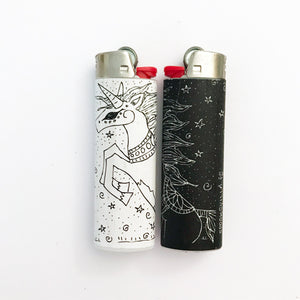 Night and Day Lighters: Unicorns
