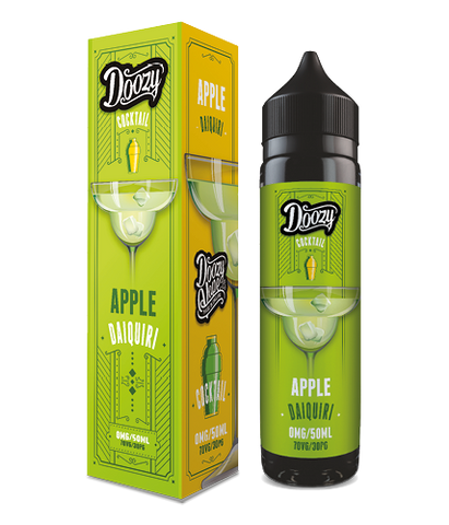 Doozy Cocktail Apple Daiquiri 50ml Shortfill