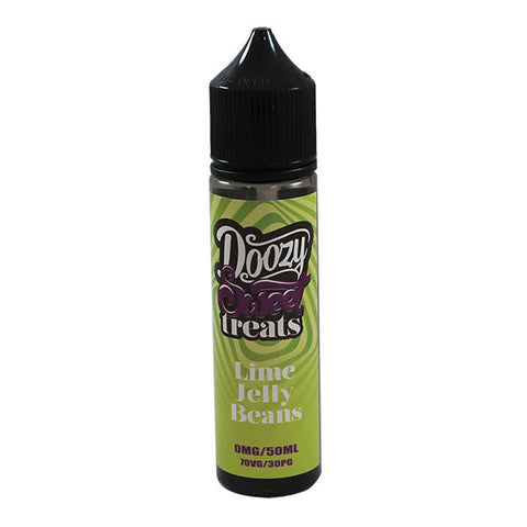 Doozy Vape Lime Jelly Beans 50ml Shortfill