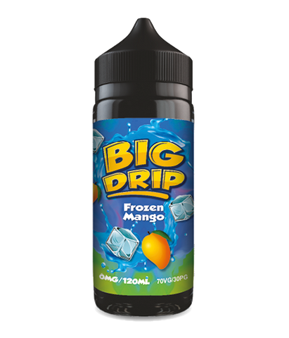 Doozy Vape - Big Drip Frozen Mango 100ml Short fill