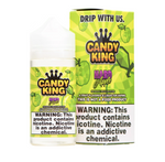 Candy King Hard Apple 0mg 100ml Shortfill