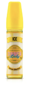 Dinner Lady Ice - Lemon Sherbets 50ml Short Fill