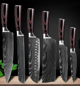 Knives,- Chef Knives - Kitchen Knives - Slicing Knives All Knives