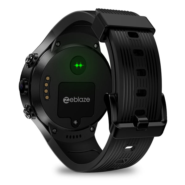 Zeblaze THOR 4 Dual Video Call 5.0+5.0 MP Two Camera Google Play App Download 4G LTE Smart Watch