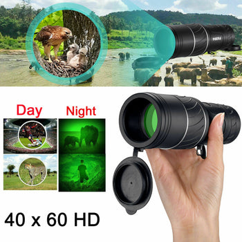 Starscope Monocular Day Night Monocular Optical Telescope Handheld HD