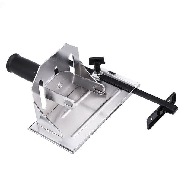 Multifunction Angle Grinder Stand Angle Cutting Bracket-Adjustable Base