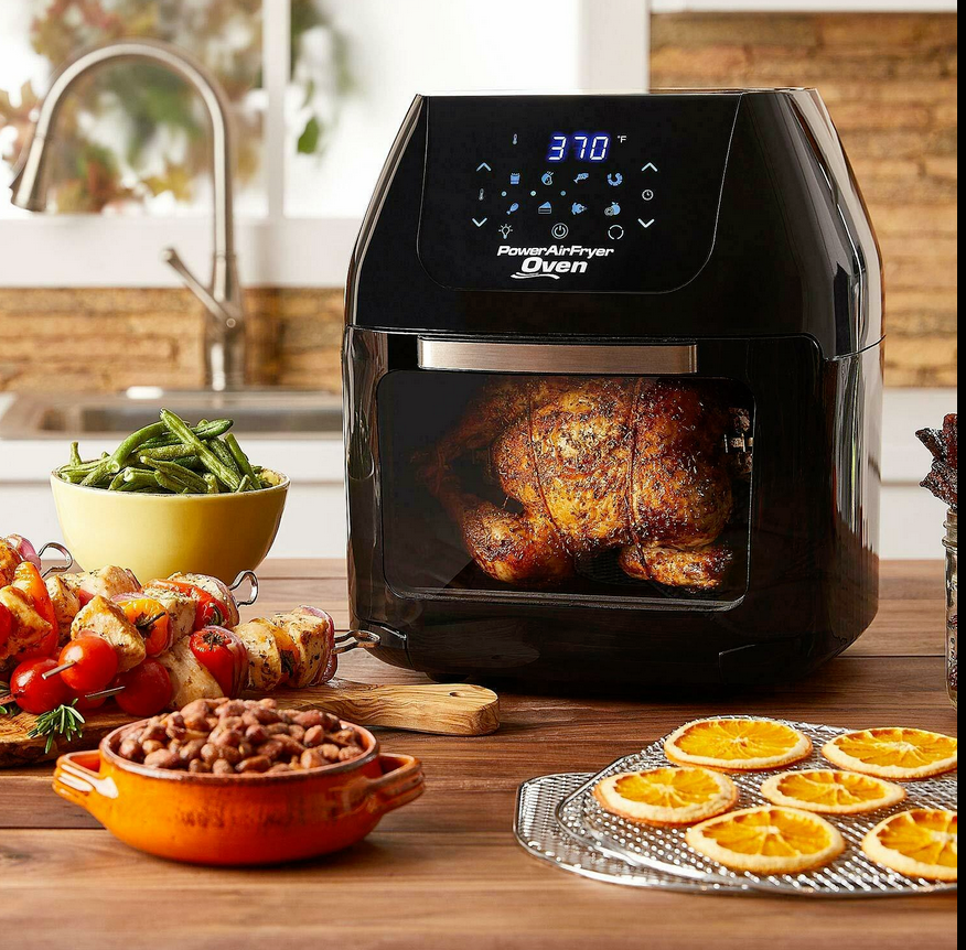 PowerXL's Best-Selling Air Fryer, Rotisserie & Dehydrator ...and So Much More!