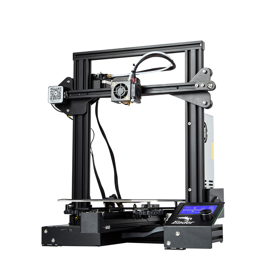 Reliable Tech 3D Printer  MK10 Extruder with Simple Leveling