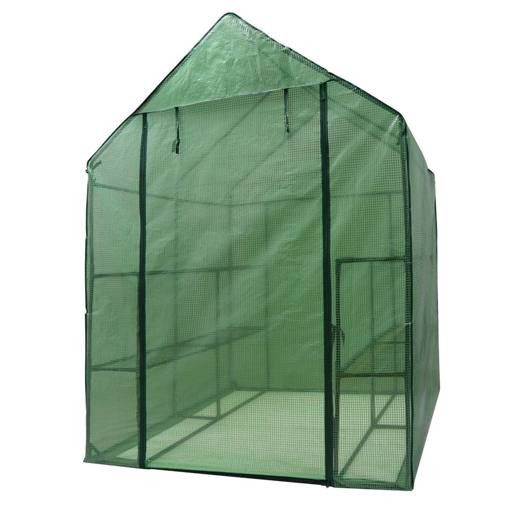 Greenhouse Walk-in Plant-Veggie Home All Year Gardening