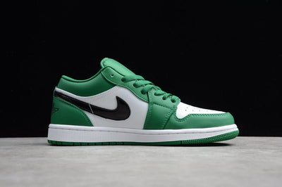 "Air Jordan 1 Low "" Pine Green"" (GS) - Fazye"