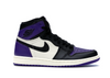 "Air Jordan 1 High ""Court Purple 1.0"" - Fazye"