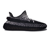 "Yeezy Boost 350 V2 ""Black Static"" - Reflective - Fazye"
