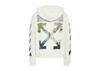 OFF-WHITE Zipped Up Hoodie - Fazye