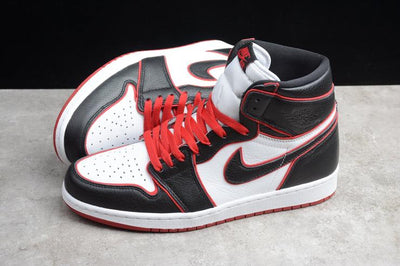"Air Jordan 1 High ""Bloodline"" - Fazye"