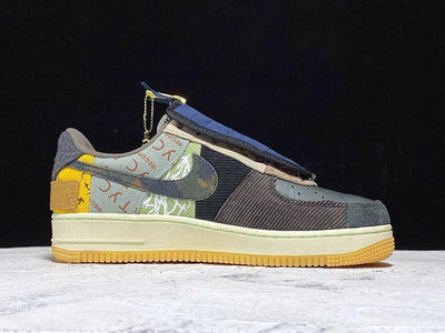 Air Force 1 Low 'Cactus Jack' x Travis Scott - Fazye