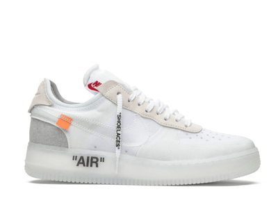 Air Force 1 Low 'The Ten' x OFF WHITE - Fazye