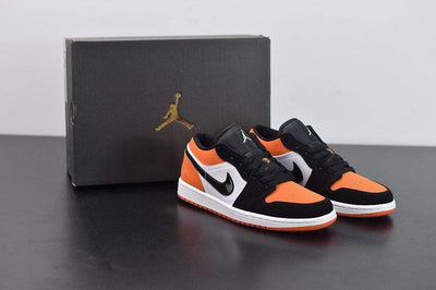 "Air Jordan 1 Low ""Shatered BlackBoard"" - Fazye"